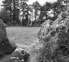 Rollright Stones by klnhollis