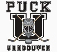 Vancouver Hockey by SportsT-Shirts