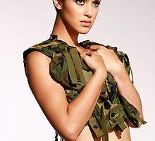 Soldier Of Fashion by Terry Jorgensen