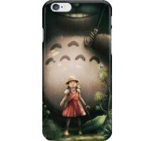 Totoro Film iPhone Case/Skin