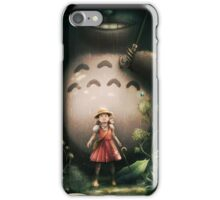 Totoro Film iPhone Case/Skin