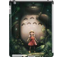 Totoro Film iPad Case/Skin