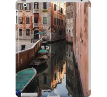 Venice, Italy - Wandering Around the Small Canals iPad Case/Skin