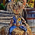 Having a bad hair day...but still smiling...it's Halloween!! by Eileen Brymer