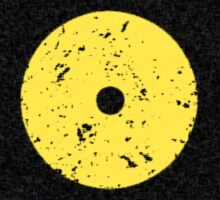 Drum & Bass (Vinyl) Sticker