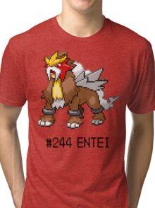 Entei Sprite Tee Tri-blend T-Shirt