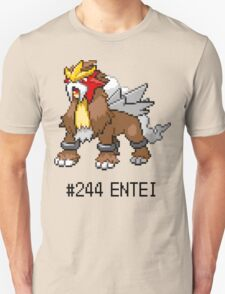 Entei Sprite Tee Unisex T-Shirt