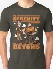 Serenity and Beyond T-Shirt