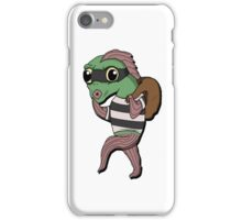 Fish Thief iPhone Case/Skin