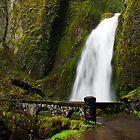 Wahkeena Falls Oregon by mrmattb