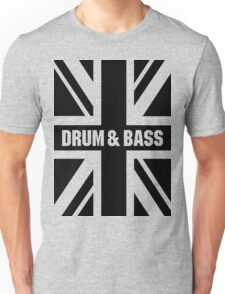 DRUM AND BASS UK Unisex T-Shirt