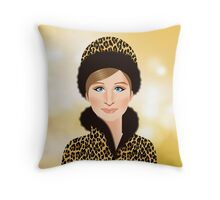 Hello Gorgeous! Throw Pillow