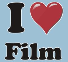 I Heart Film by HighDesign