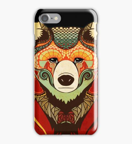 The Bear iPhone Case/Skin