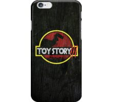 Toy Story Jurassic Park iPhone Case/Skin