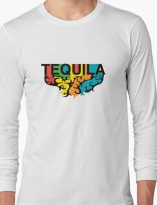 Tequila Rules Long Sleeve T-Shirt
