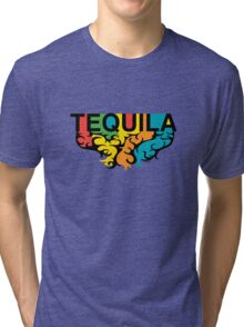 Tequila Rules Tri-blend T-Shirt