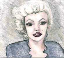Marilyn. . . by Karen L Ramsey
