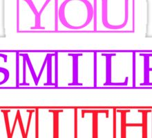One Direction - Everything About You Sticker