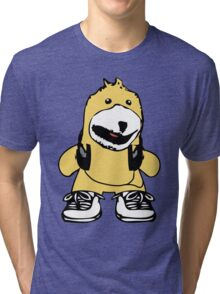 Mr. Oizo - Flat Eric Tri-blend T-Shirt