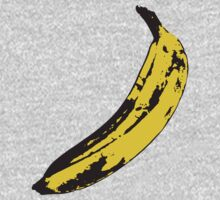 Banana Andy Warhol for scale Kids Clothes