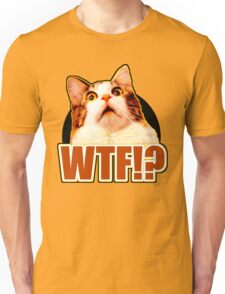 WTF Kitty T-Shirt