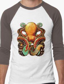 the octopus Men's Baseball ¾ T-Shirt