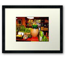 Olive Oils From Provence Framed Print