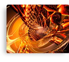 Dragon Master Piece Collection 3 Fx  Canvas Print