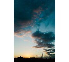 Sunset #1 Photographic Print