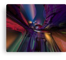 Inspiration Overture  Fx  Canvas Print