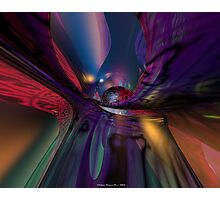Inspiration Overture  Fx  Photographic Print