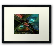 ColorFast Picasso Fx  Framed Print