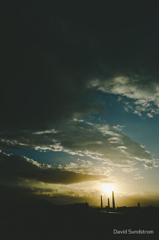 Sunset #3 by David Sundstrom