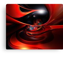 Remaster ColorFast Eye Fx  Canvas Print