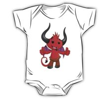 Devil Character - Two Thumbs Up - 1 One Piece - Short Sleeve