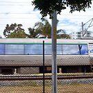 Train Three by Robert Phillips