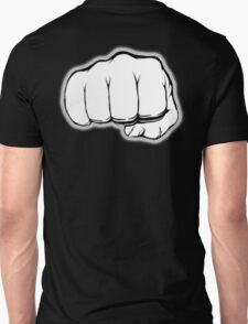 FIST, PUNCH, fight, Strength, Power, Grasp, tough, Karate, Martial Arts,MMA, on Black T-Shirt