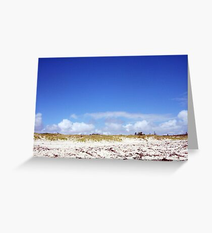 Horizon Clouds One Greeting Card