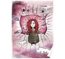 Quirky Dreaming Poster
