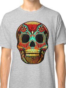 Grunge Skull No.2 Classic T-Shirt