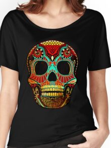 Grunge Skull No.2 Women's Relaxed Fit T-Shirt