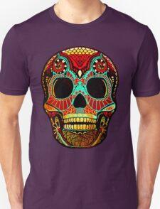 Grunge Skull No.2 Unisex T-Shirt
