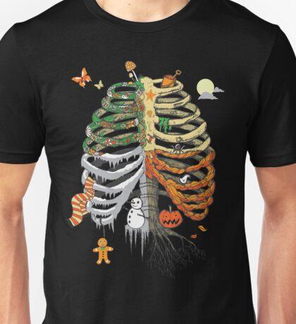 The Seasons of My Life Unisex T-Shirt