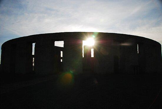 Stonehenge: Goldendale, WA by mrmattb