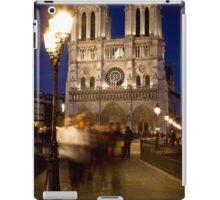 Notre-Dame de Paris iPad Case/Skin
