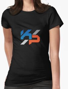 Porzingis KP6  Womens Fitted T-Shirt