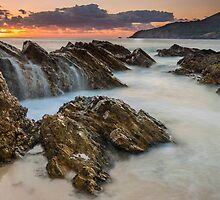 Sunrise in Foster NSW by KeithMcInnes