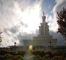 Kennewick Washington LDS Temple by mrmattb