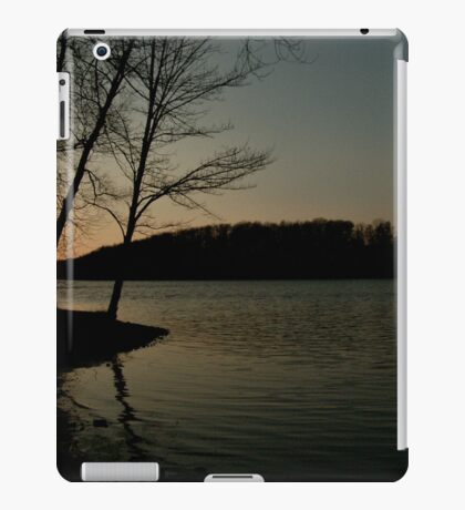 Cabin Sundown iPad Case/Skin